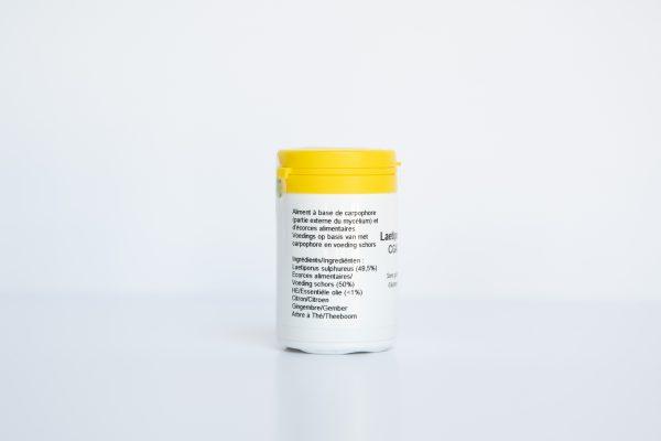 Laetiporus CGAT