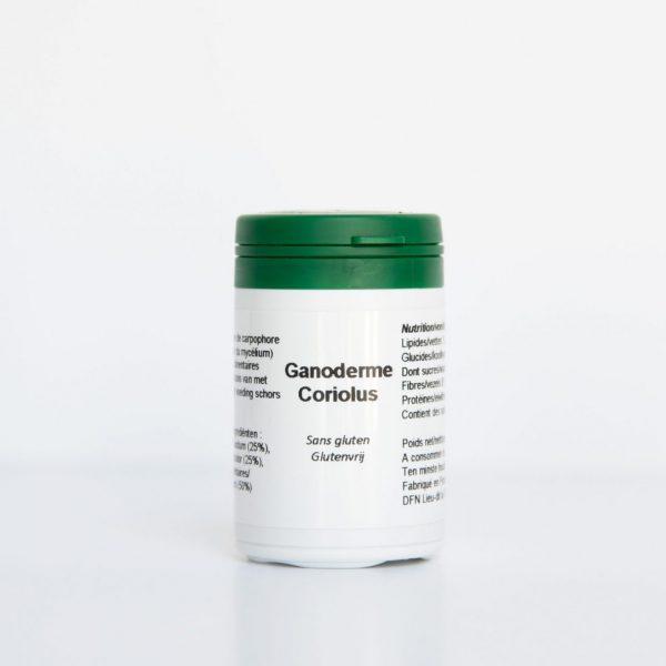 Ganoderme Coriolus